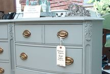 Painted Furniture / by Nancy Wissink