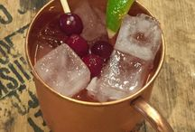Cocktails: Apple Spice / Cocktails for you, from you. Friends and fans share their creations. Have a recipe to share? Let us know! http://thatchersorganic.com/share-your-recipe/  #ThatchersCocktails