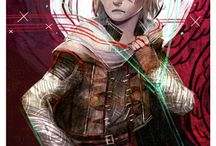 Becouse i'm dragon age fanboy
