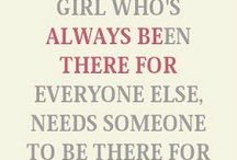 Words of Wisdom  / by Alyssa Freichels