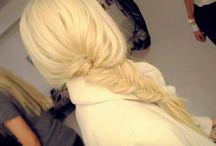Hairstyle; Braids