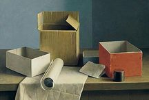 Still Lifes / Still Life Paintings and Drawings