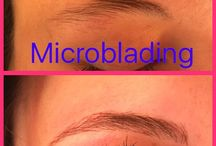 Microblading / Eyebrows I have microbladed