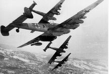 aviation tous belligerants ww2 / photos d'avions