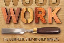 Knihy - dřevo
