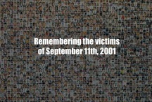 Remembering September 11th, 2001 / Creating this board to remember, reflect, and pray.