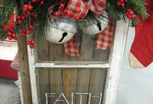 Christmas Decoration Ideas / by Tina Byford
