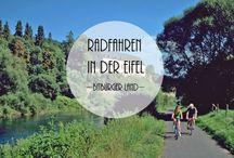 Radfahren in der Eifel - Bitburger Land / Die Eifel und das Bitburger Land bieten zahlreiche Radwege und eine herrliche Natur.