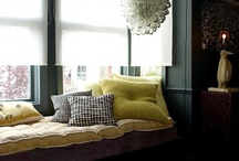 living spaces / by Katy