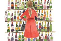 Wine / Because I'm fancy.