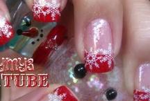 Natale unghie