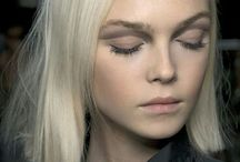 HAIR / #hair #blonde #minimal #everyday