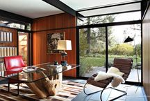 Home Offices / And/Or Guest Room Combined / by Susan Garnett