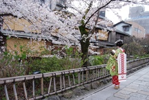 KYOTO / Kyoto is an ancient city and one of the most popular tourist destinations in Japan.