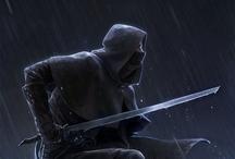 Ninja / wojownicy