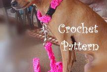 crochet dog stuff