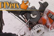 Small Engine Repairs / Small engine video repairs covering lawn mowers, snowblowers, lawn tractors, leaf blowers, etc.