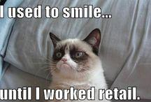 Retail work