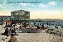 Historic Redondo Beach / For over a 100 years, Redondo Beach has captured the imagination of travelers from around the world. Modern surfing was born here. Boards, baggies, and bikinis became industries, & the Beach Boys pounded out a surf beat that lured a whole generation to enjoy the West Coast promise of freedom.