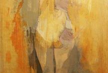 abstract figuratief / kunst