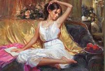 Vladimir Volegov paintings