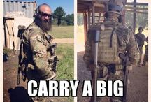 Tactical Beard Owner Memes / The fluffy side of having a tactical beard.