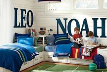 Toddler Twin Boys Bedroom