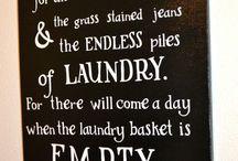 Decor-Laundry Room