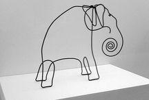 A.Calder / Aleksnader Calder