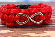 CJW Paracord Bracelets / Bracelets from cjwparacord on ETSY