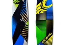 Cabrinha kiteboards