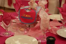 Baby Showers Pink  / Decoration Designs by Diana