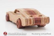 car wood