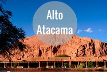 Alto Atacama / Be captivated by the scenery of the desert in a unique lodge style program at one of Atacama's best hotels.