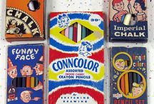 Vintage Type and Packaging