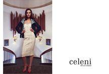 Celeni AW14 Campaign / Style: Barbara Urbanyi Hair: Zsanett Fabian Makeup: Evi Torzsok Model: Patricia /VM Model/