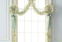 Floral wreaths and garlands / Floral wreaths and garlands