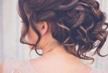 Prom dresses • hairstyles • shoes