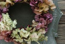 【秋・小さなお花の教室】プリザ・アート / Flower noteが主宰する「小さなお花の教室」生徒さんの作品集です。プリザーブドやアートフラワーを使った秋のギャラリーです。