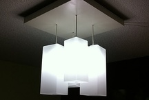 IKEA hack -lighting/decor