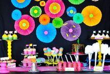 Ideas para fiesta de hijo!!! ;)