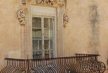 Balcony ,Windows,Doors,Weathervanes & Skylights & Oeil de boeuf