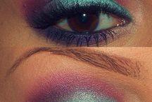 Fun Makeup Ideas / by Abigail Lopez