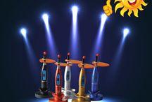 lampa fotopolimerizare noua