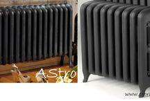 Radiateurs sans ornements/Plain radiators / Style de radiateurs