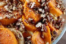 Favorite Sweet Potatoes Casserole / by Denise Rodriguez