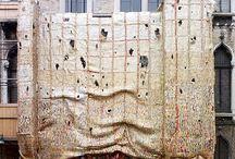 fabric facade