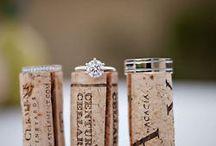 Wedding ring shots