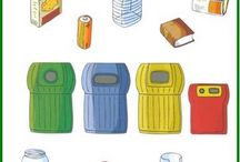 Třídění odpadu, z čeho je co vyrobeno