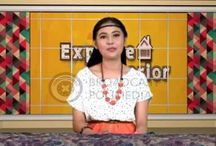 programtv / This is the duty of my lectures. A television program, the theme beauty of the interior design .